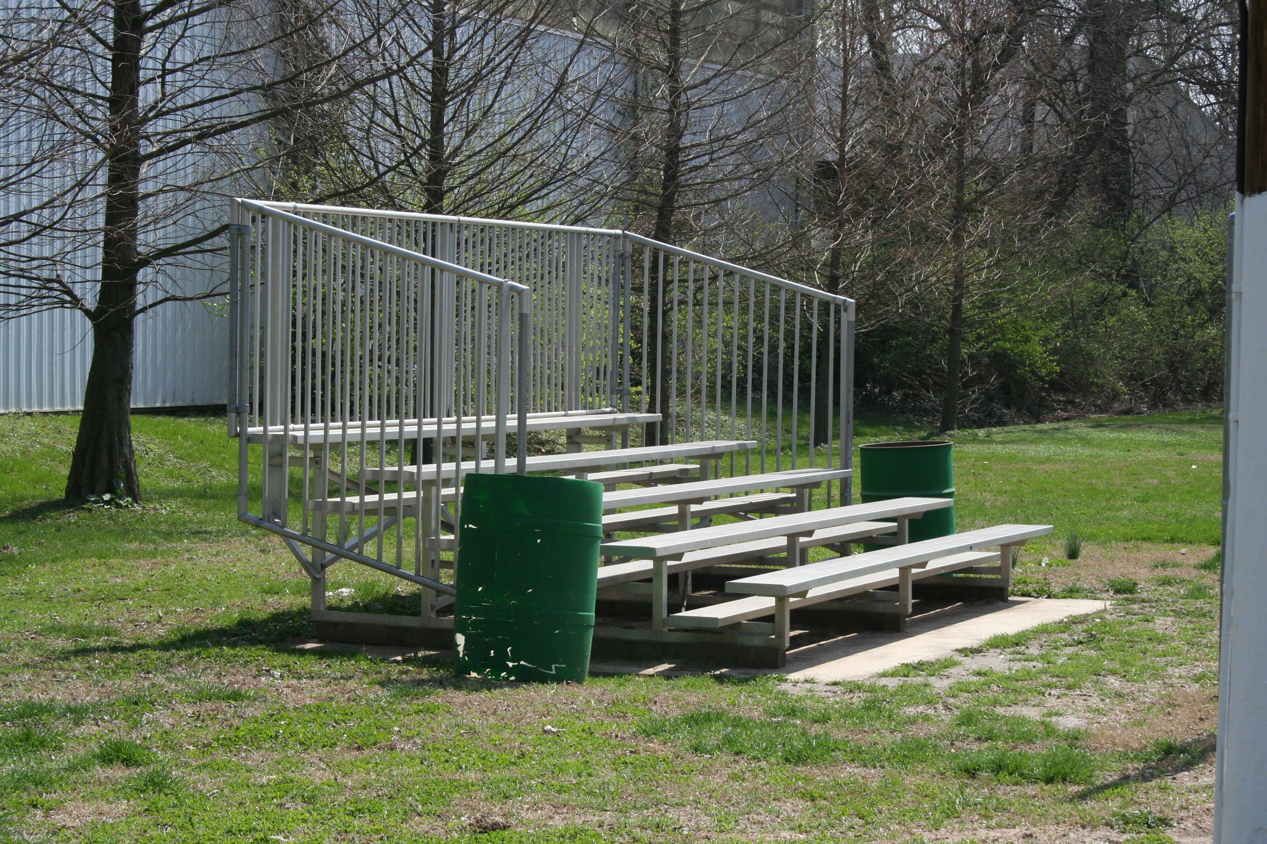 SoftballBleachers