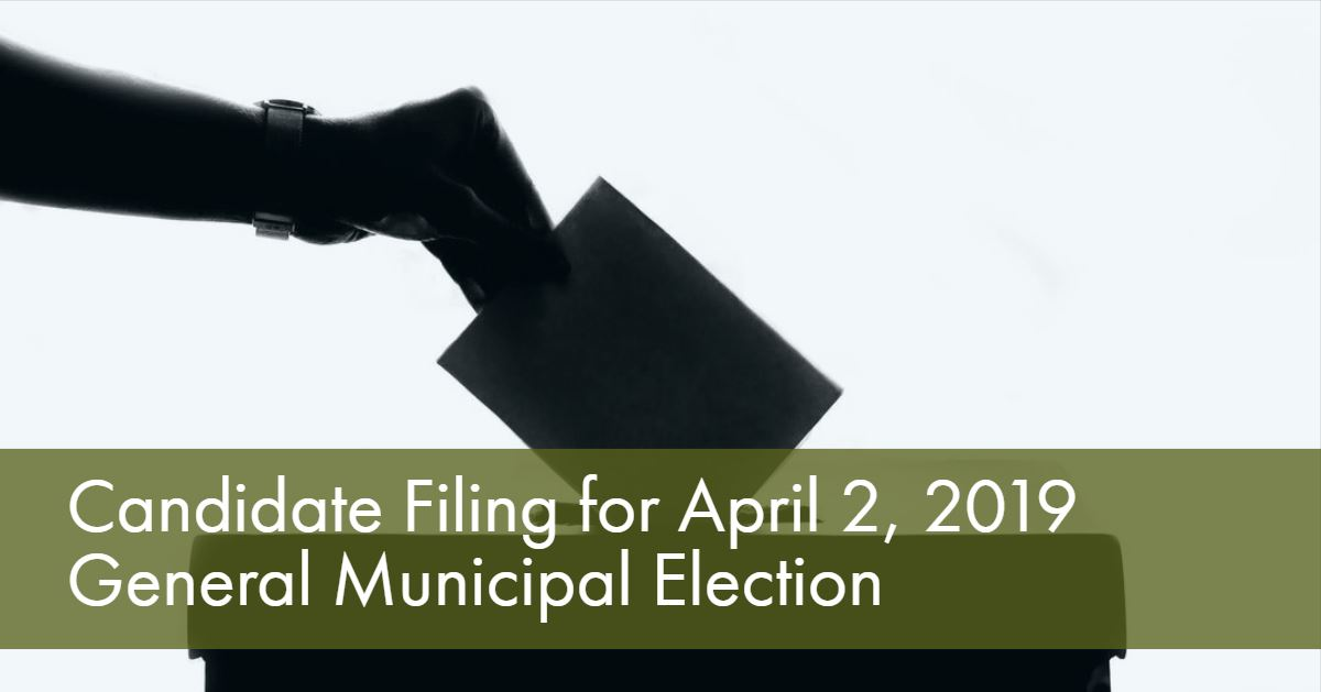 Candidate Filing