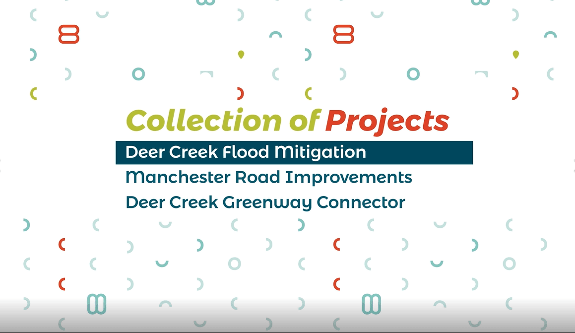 Brentwood Bound Deer Creek Flood Mitigation