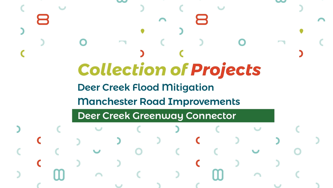 Brentwood Bound Deer Creek Greenway Connector