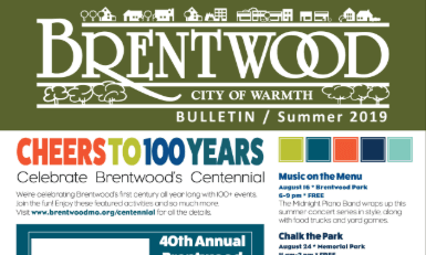 Brentwood Bulletin Summer 2019