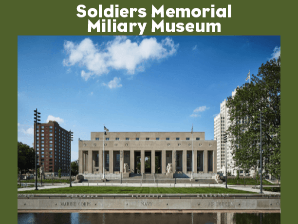 Website Soldiers Memorial Military Museum