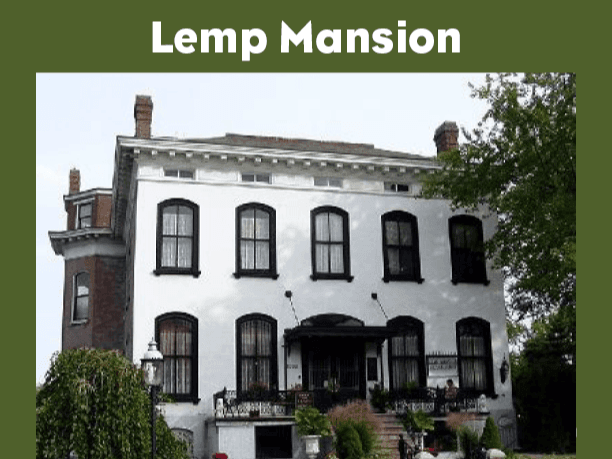 Website Lemp Mansion