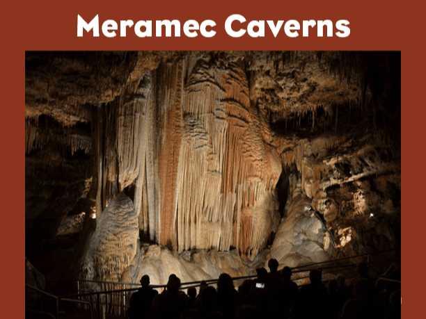 Website Meramec Caverns