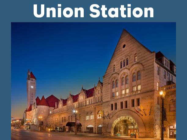 Website Union Station