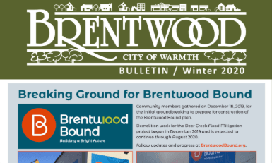 Brentwood Bulletin Winter 2020