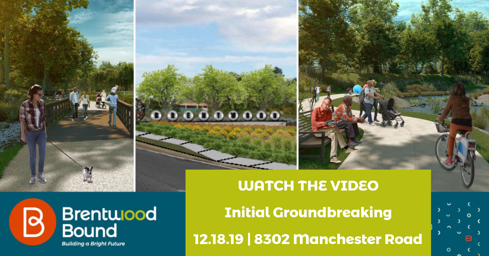 Brentwood Bound Groundbreaking 12.18.19 Video