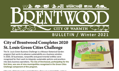 Brentwood Bulletin Winter 2021