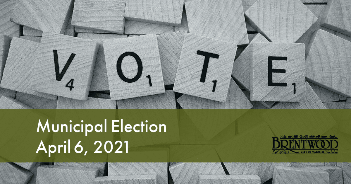 April Election 2021