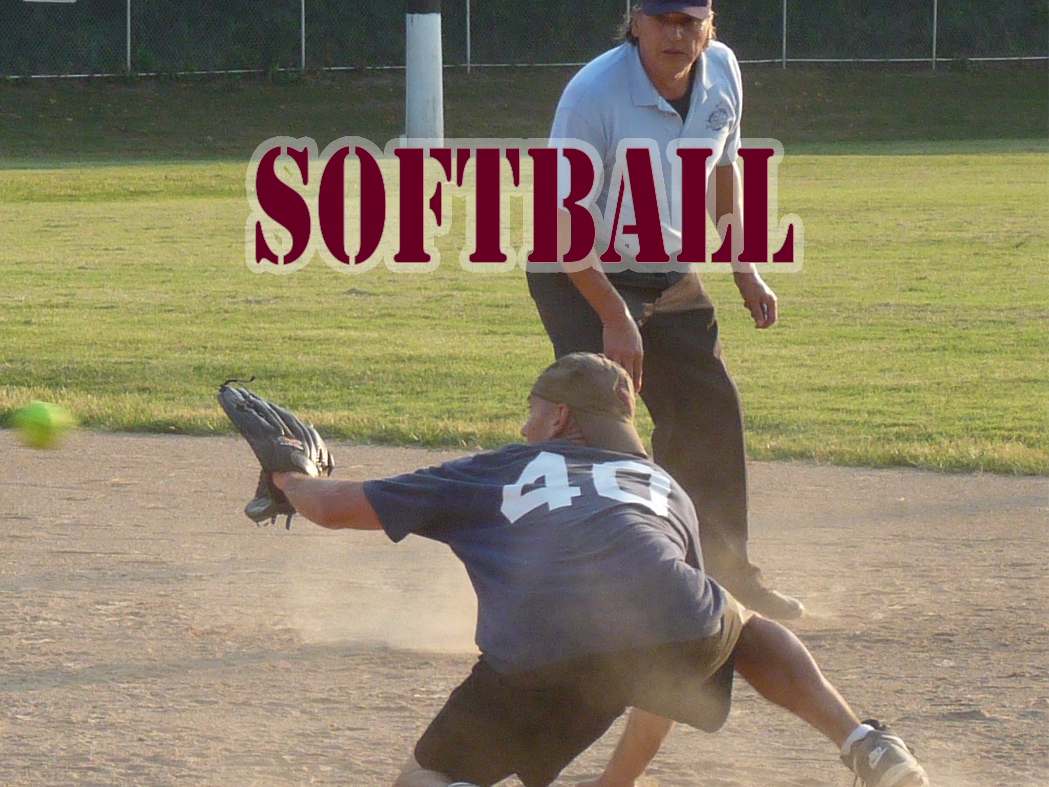 SoftballGraphic