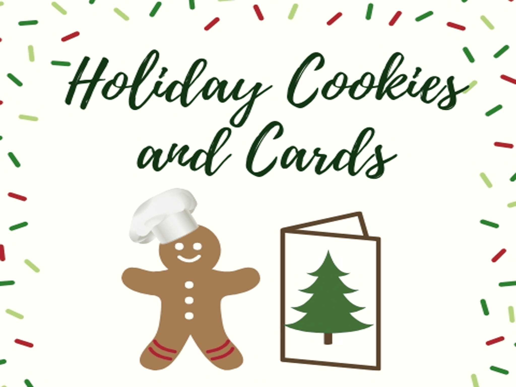 HolidayCookiesCardsGraphic