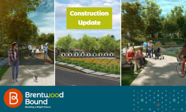 Brentwood Bound Construction Update
